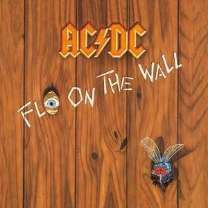 AC/DC: Fly On The Wall - Cover