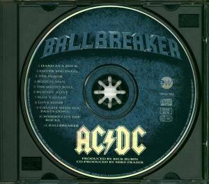 AC/DC: Ballbreaker - CD, 1995