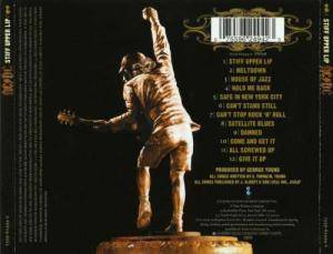 AC/DC: Stiff Upper Lip (CD) - Bild 2
