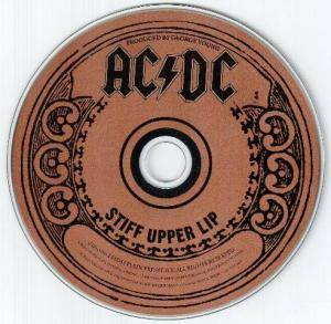AC/DC: Stiff Upper Lip (CD) - Bild 3