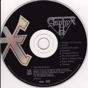 Asphyx: The Rack (CD) - Bild 4
