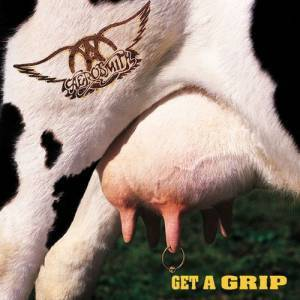 Aerosmith: Get A Grip - Cover