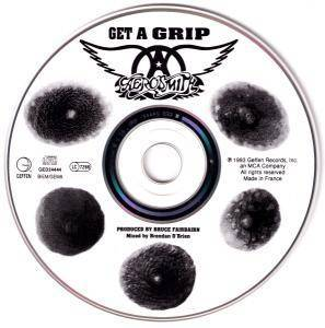 Aerosmith: Get A Grip (CD) - Bild 4