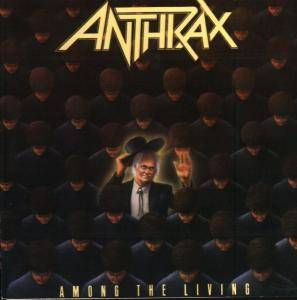 Anthrax: Among The Living - Cover