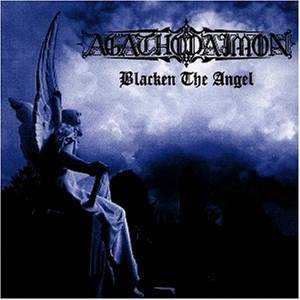 Cover - Agathodaimon: Blacken The Angel