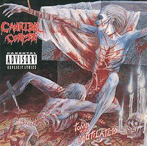 Cover - Cannibal Corpse: Tomb Of The Mutilated