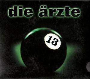 Die Ärzte: 13 (CD) - Bild 1