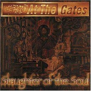 At The Gates: Slaughter Of The Soul (CD) - Bild 2