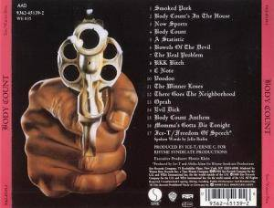 Body Count: Body Count (CD) - Bild 2
