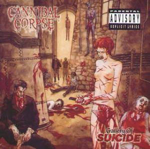 Cannibal Corpse: Gallery Of Suicide (CD) - Bild 2