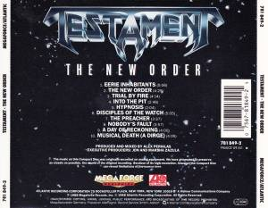 Testament: The New Order (CD) - Bild 2