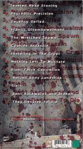 Cannibal Corpse: The Wretched Spawn (CD + DVD) - Bild 2