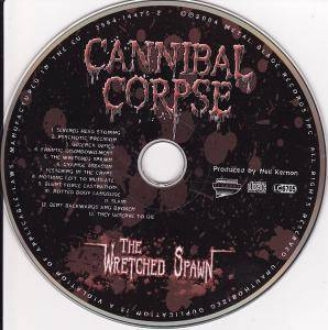 Cannibal Corpse: The Wretched Spawn (CD + DVD) - Bild 3