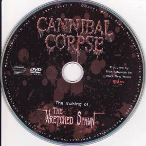 Cannibal Corpse: The Wretched Spawn (CD + DVD) - Bild 4
