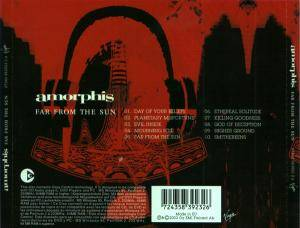 Amorphis: Far From The Sun (CD) - Bild 2