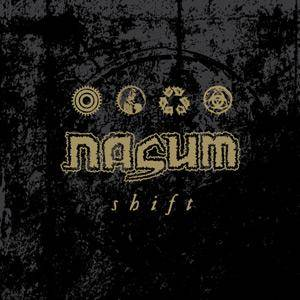 Cover - Nasum: Shift