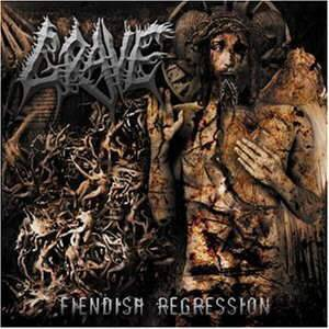 Cover - Grave: Fiendish Regression