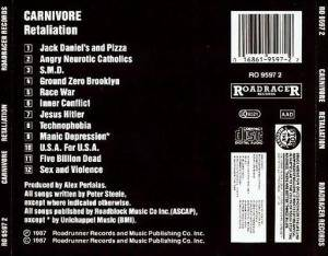 Carnivore: Retaliation (CD) - Bild 2