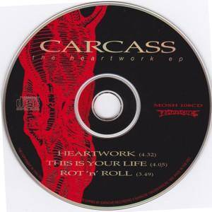 Carcass: The Heartwork EP (Mini-CD / EP) - Bild 3
