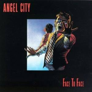 Angel City: Face To Face - Cover