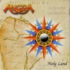 Angra: Holy Land - Cover