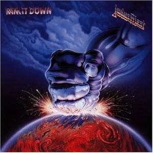 Judas Priest: Ram It Down - Cover