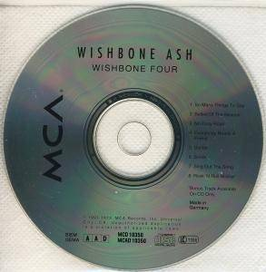 Wishbone Ash: Wishbone Four (CD) - Bild 4