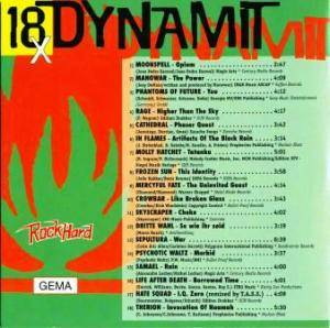 Rock Hard - Dynamit Vol. 03 (CD) - Bild 2