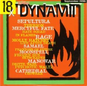 Rock Hard - Dynamit Vol. 03 (CD) - Bild 1