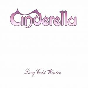 Cinderella: Long Cold Winter - Cover