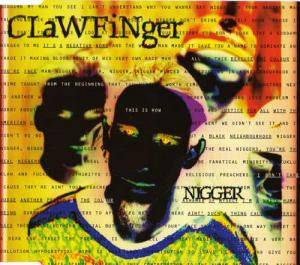 Clawfinger: Nigger - Cover