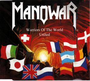 Manowar: Warriors Of The World United - Cover
