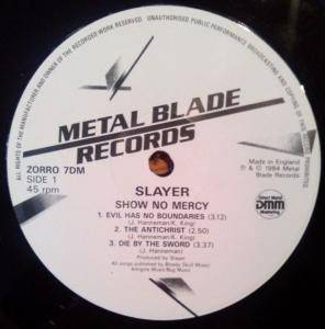 Slayer: Show No Mercy (2-LP) - Bild 6