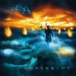 Arena: Contagion - Cover