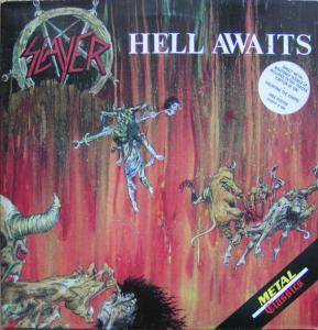 Slayer: Hell Awaits (2-LP) - Bild 1