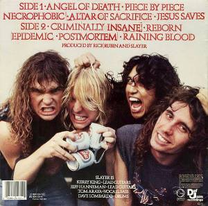 Slayer: Reign In Blood (LP) - Bild 2