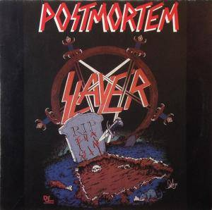 Slayer: Postmortem - Cover