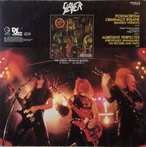 "Slayer: Postmortem (12"") - Bild 2"