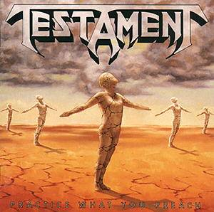 Testament: Practice What You Preach - Cover