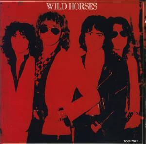 Wild Horses: First Album, The - Cover