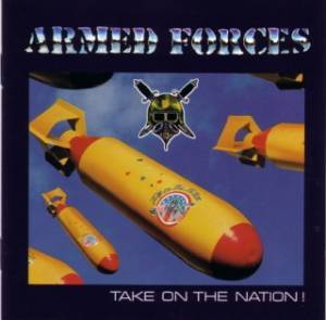 Armed Forces: Take On The Nation! - Cover