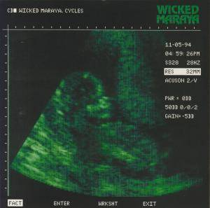 Wicked Maraya: Cycles (CD) - Bild 1