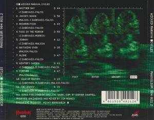 Wicked Maraya: Cycles (CD) - Bild 3