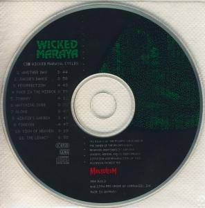 Wicked Maraya: Cycles (CD) - Bild 5