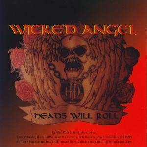Wicked Angel: Heads Will Roll (CD) - Bild 2