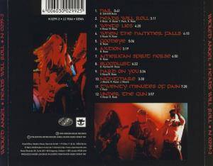 Wicked Angel: Heads Will Roll (CD) - Bild 3