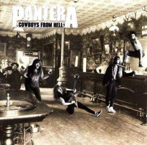 Cover - Pantera: Cowboys From Hell