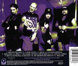 Pantera: Vulgar Display Of Power (CD) - Bild 2