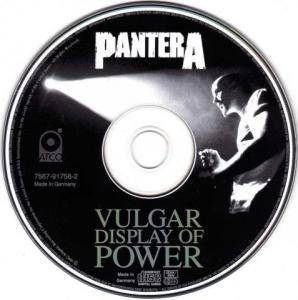Pantera: Vulgar Display Of Power (CD) - Bild 3