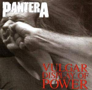 Pantera: Vulgar Display Of Power (CD) - Bild 1